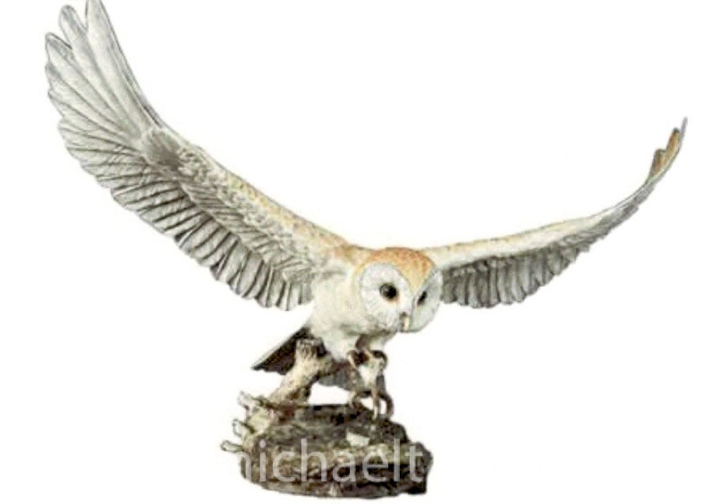Barn Owl – Ceramic